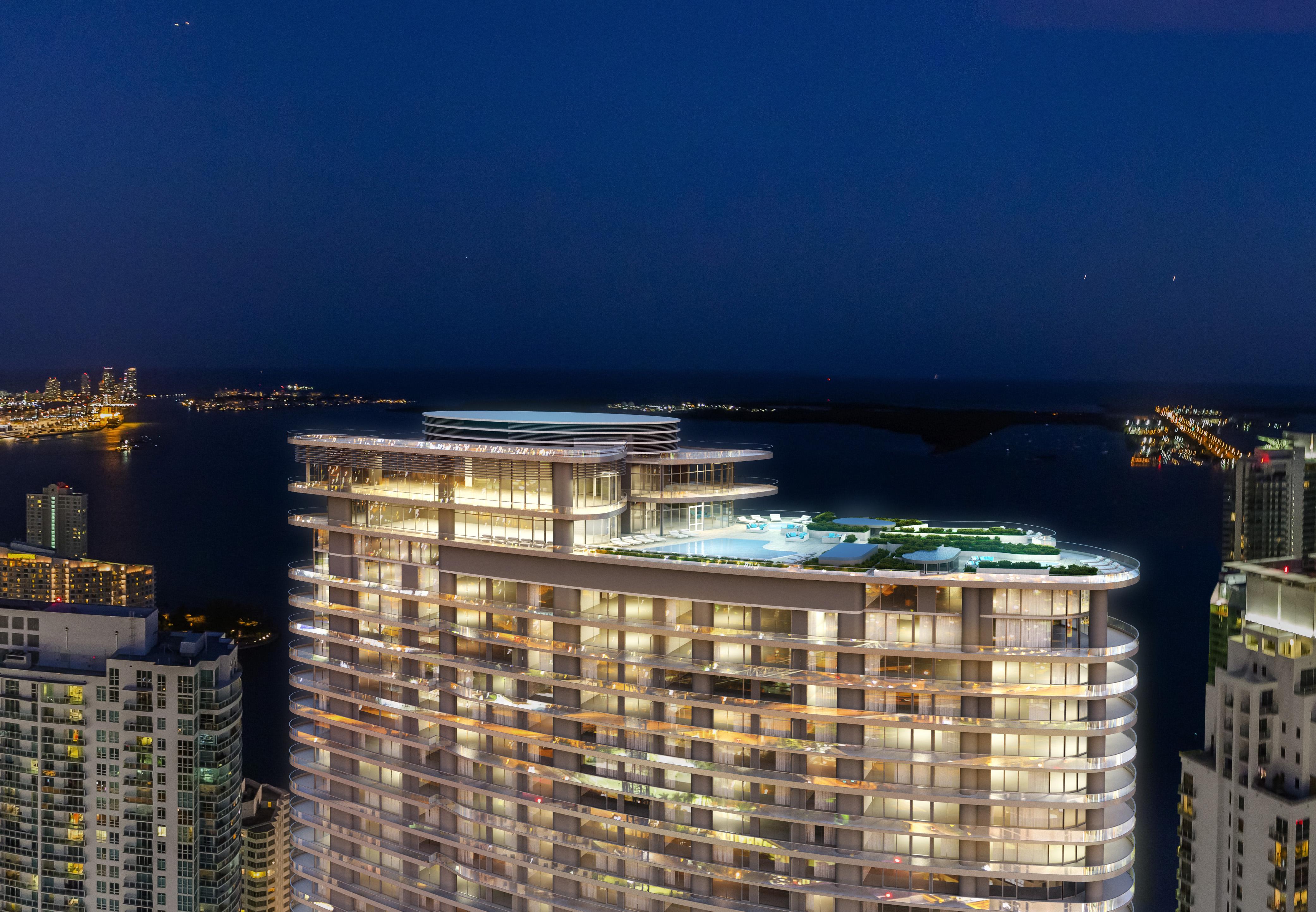 Brickell Flatiron Miami Partners Realty