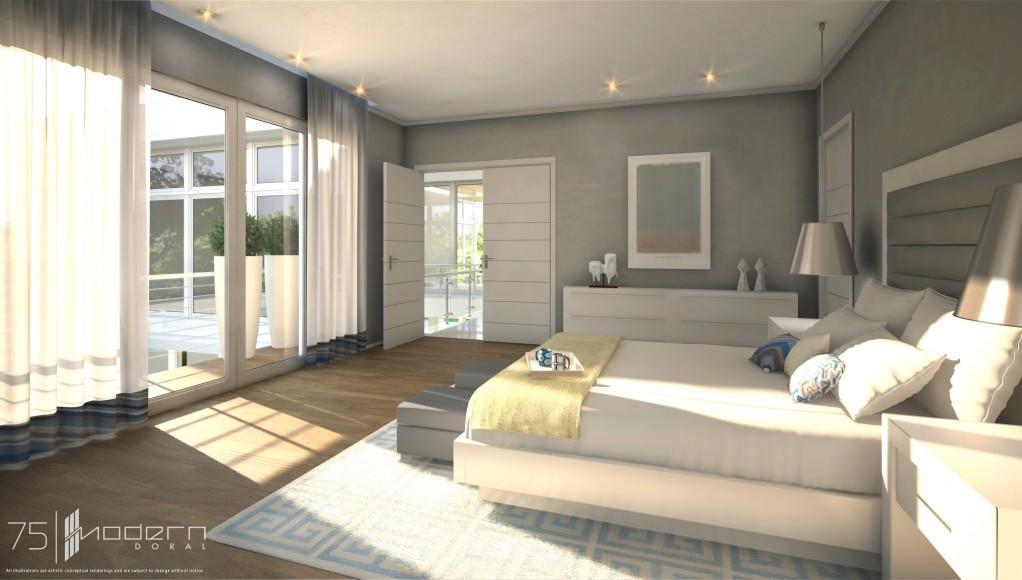 Modern Doral. Miami Partners Realty